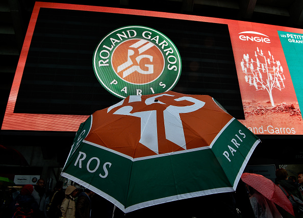 Poor weather is becoming a more frequent issue at Roland Garros (photo:getty)
