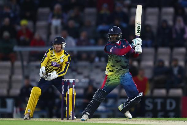 Bell-Drummond continued his quest for an England call-up (Photo: Getty Images)