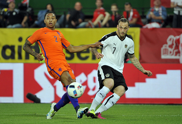 Austria suffered defeat to Netherlands in their final warm-up game (photo:getty)