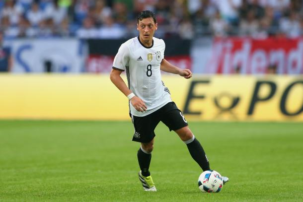Mesut Ozil is set to miss the encounter after Germany's EURO 2016 campaign | Photo: Getty