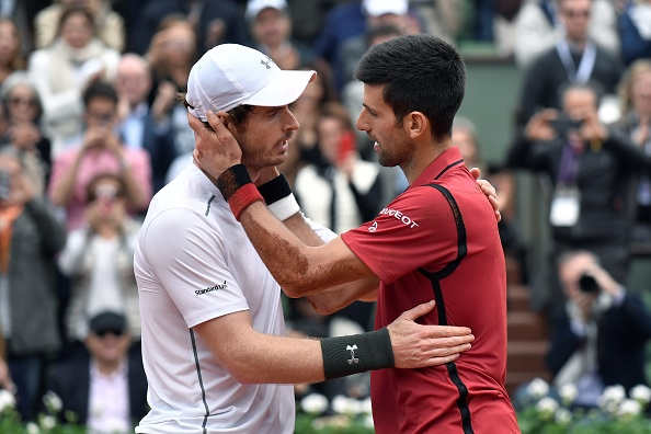 Murray has lost two successive major finals to Djokovic (photo:getty)