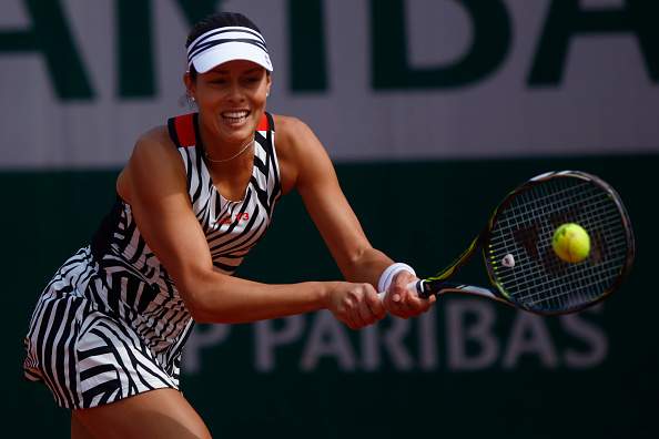 Ivanovic could do battle against the other seed Garcia for a quarterfinal spot | Photo: Mehdi Taamallah/Getty Images