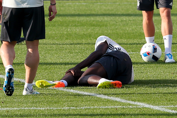 Rudiger ruptured his cruciate ligament just days before Germany got their Euro 2016 campaign underway in training | Photo: Alexander Hassenstein/Bongarts/Getty Images