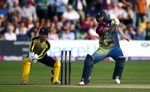 Northeast gave Kent a total to defend (Photo: GettyImages)