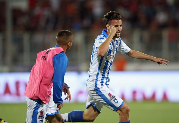 Verre celebrates | Photo: Maurizio Lagana/Getty Images