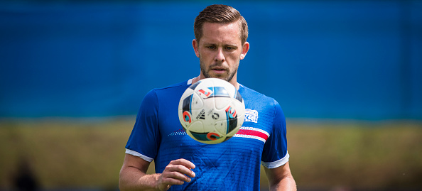 Gylfi Sigurdsson is the player that makes Iceland tick. (Photo: ODD ANDERSEN/AFP/Getty Images)