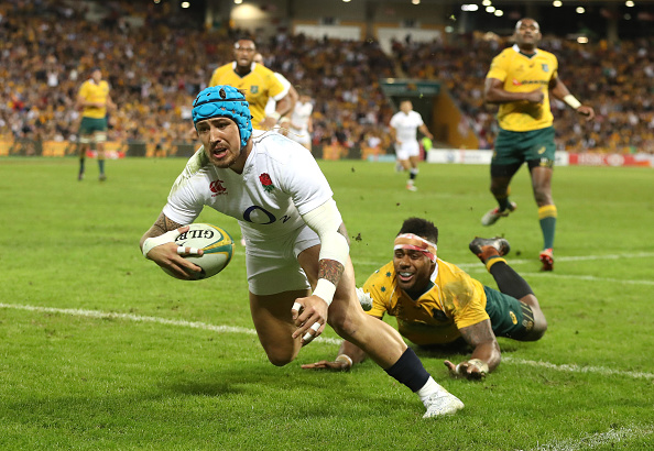Jack Nowell steals in to seal win for England (photo:getty)