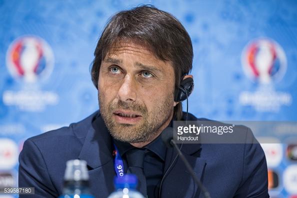 Conte elogiou o trabalho da equipa belga