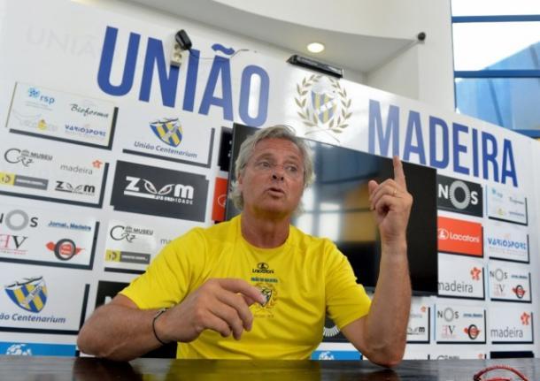Nórton de Matos quer complicar a vida do FC Porto. (Foto: netmadeira.com)