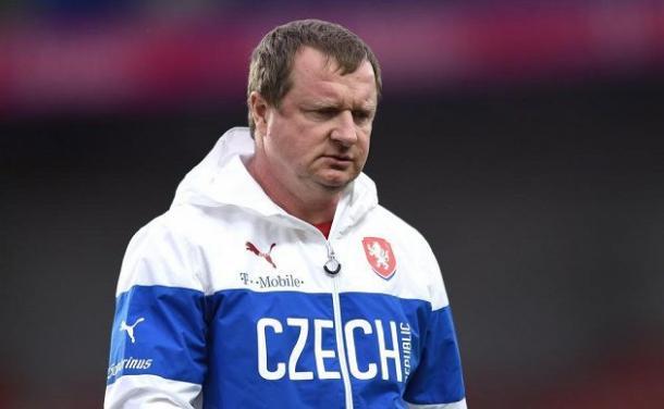 Pavel Vrba, attuale ct della Repubblica Ceca. Fonte: sport.cz