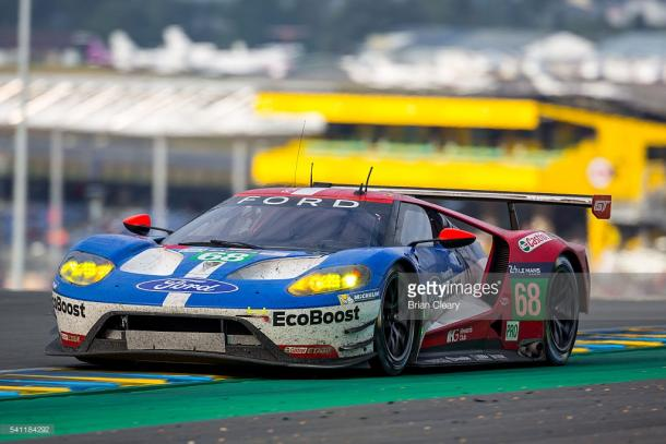 Bourdais made a victorious return to Le Mans last year. | Photo: Getty Images/Brian Cleary