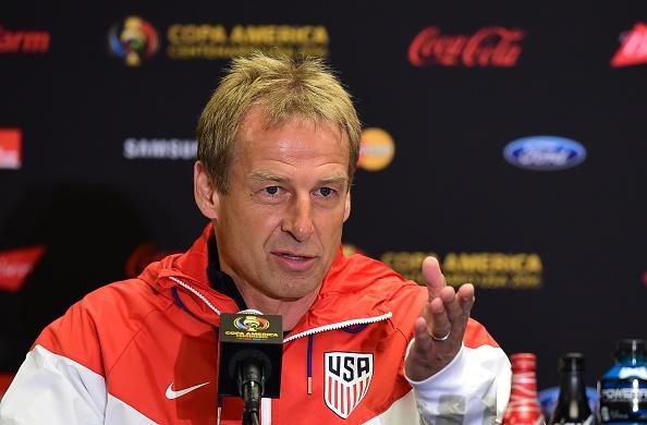 Klinsmann confia na sua equipe para chegar à final (Foto: Getty Images)