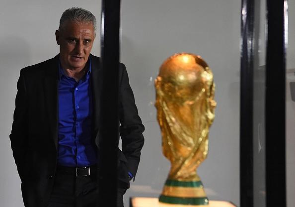 Tite foi recentemente apresentado como técnico da Seleção Brasileira (Foto: Getty Images)