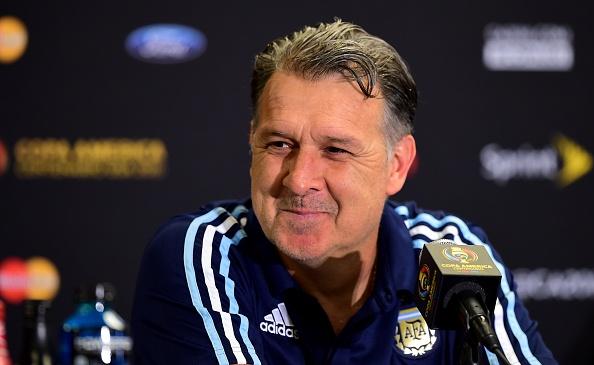 Tatá elogiou a seleção norte-americana antes do confronto (Foto: Getty Images)