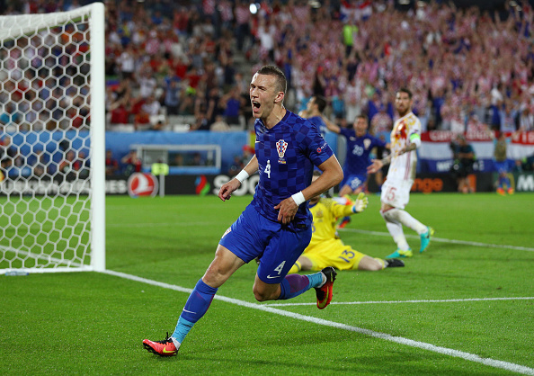 Perisic has been one of the stars of the tournament so far (photo:getty)