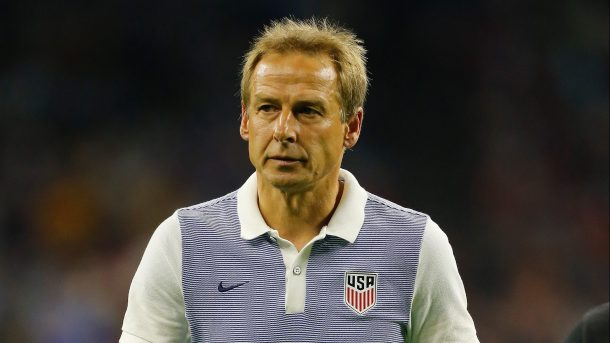 USMNT head coach Jurgen Klinsmann will have to get his players to move on from this 4-0 defeat on Tuesday against Argentina in the semifinals. Photo provided by Getty Images.