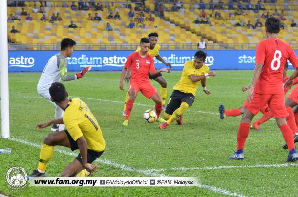 Photo credits: Football Association of Malaysia