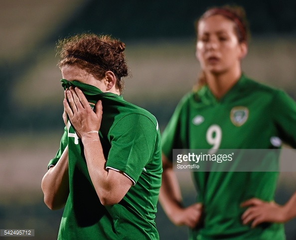 As Ireland still hunt their first major tournament the path for the Girls in Green has been one filled with pain and disappointment