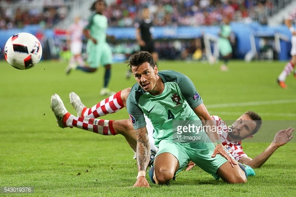 Fonte nearly left Southampton over the summer after a string of exceptional performances for his country at Euro 2016. Photo: Getty.