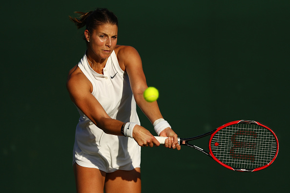 Minella got out to the early lead with some excellent play/Photo Source; Clive Brunskill/Getty Images