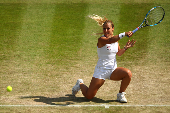 Cibulkova was running on empty for much of the match (photo:getty)