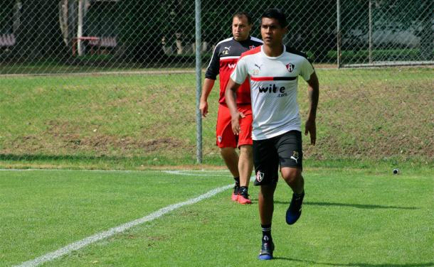 (Carlos Nava regresa tras casi 3 años | Foto: Atlas FC)