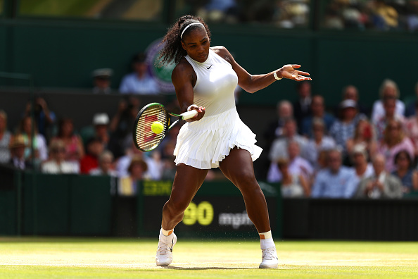 Williams had too much for Russian Vesnina (photo:getty)
