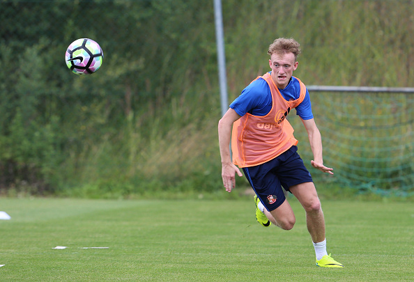 Rees Greenwood is one of the Sunderland AFC youngsters on their pre-season training camp in Austria | Photo: Getty Images