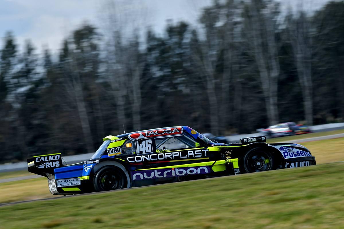 El ford vencedor de la etapa regular: Foto ACTC Argentina