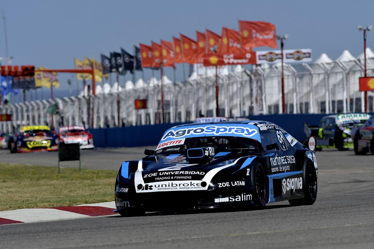 La chevy dueña de la fecha del TC Pista: Foto ACTC Argentina