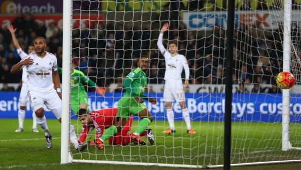 Derrota en casa ante el Sunderland por 2-4 | Foto: 90min