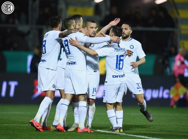 Foto: Twittter Oficial Inter de Milán