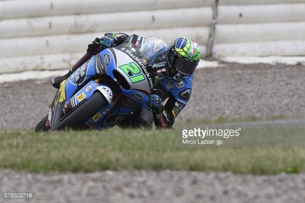 Morbidelli was flying during Free Practice 2 - Getty Images