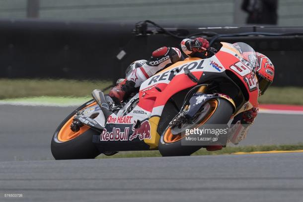 Marquez fastest during FP3 - Getty Images