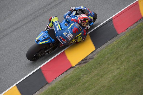 Vinales fastest man on the day - Getty Images