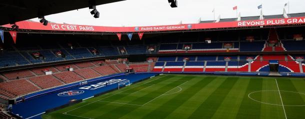 O Parque dos Príncipes vai encher para ver jogar a Selecção. | Foto: Site Oficial do Euro 2016