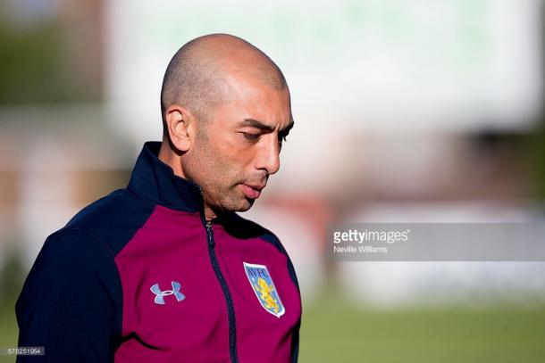 Di Matteo did not last long at Aston Villa (photo: Getty Images)