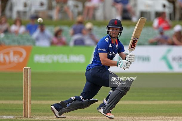Ben Duckett enjoyed an impressive ODI series (photo: Getty Images)