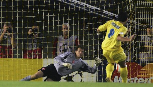 Lehmann pasó de héroe a villano en la Champions   Fuente: Getty Images