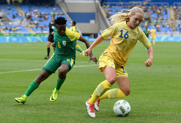 Elin Rubensson will be ready to step in if required. (Photo: Shaun Botterill/Getty Images)