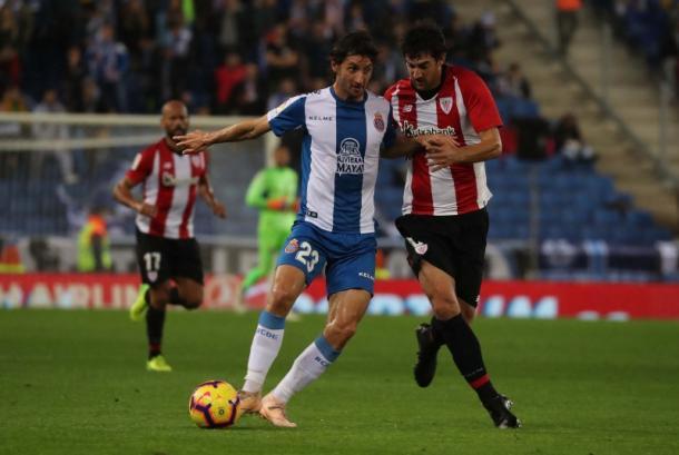 RCD Espanyol - Athletic Club de Bilbao el pasado lunes | Foto: RCD Espanyol