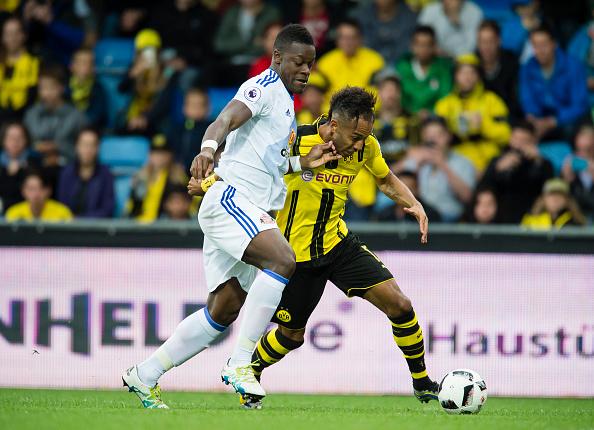 Can Lamine Kone overthrow Jermain Defoe as the end of season hero on Wearside? (Photo: Alexandre Simoes/Borussia Dortmund/Getty Images)