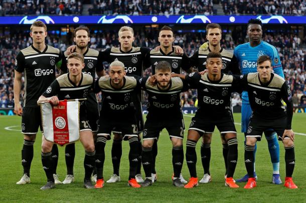 Foto: Twitter oficial Champions League