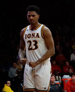 Washington is the leading scorer on a high-powered Iona squad/Photo: Geraldo Rodriguez/The Ionian