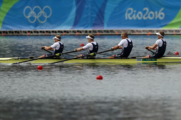 GB led from the gun at Lagoa (photo:getty)