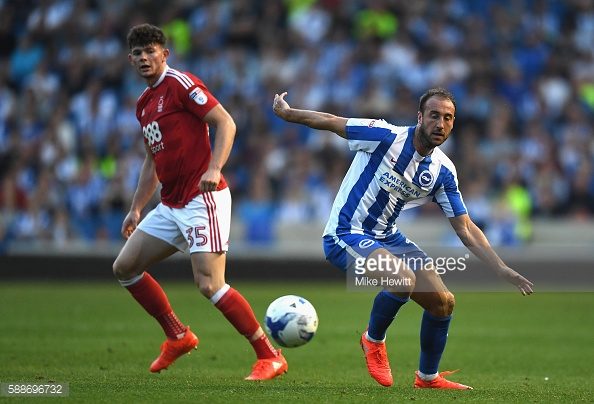 Oliver Burke was one of many prize assets sold by Al-Hasawi. (picture: Getty Images / Mike Hewitt)
