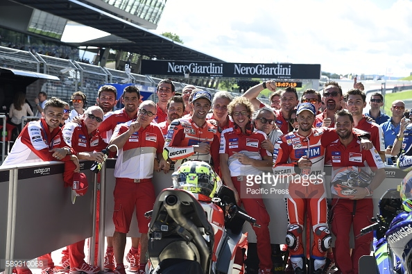 Double success for Ducati at Austrian GP - Getty Images