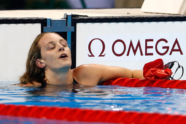 Halsall misses an Olympic medal once again (photo:getty)