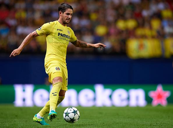 Em seu primeiro jogo pelo Villarreal na Champions, Pato já balançou as redes (Foto: Getty Images)