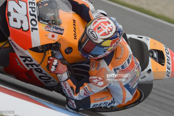 Pedrosa struggled at Brno - Getty Images